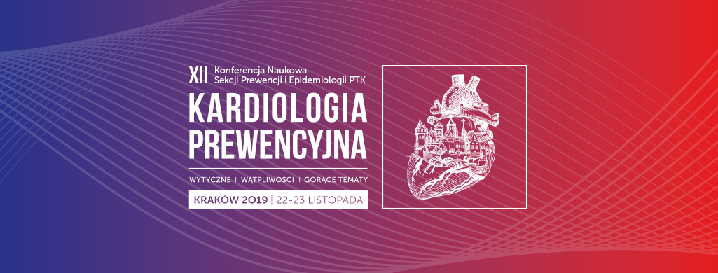 Kardiologia Prewencyjna 2019 banner